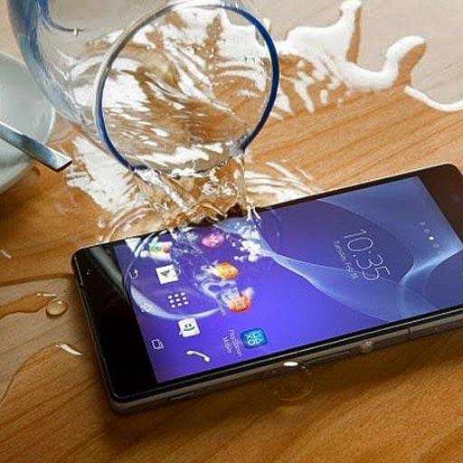 Danni da liquidi a dispositivi
