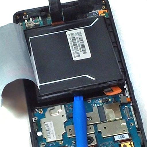Sostituzione batteria per smartphone e tablet