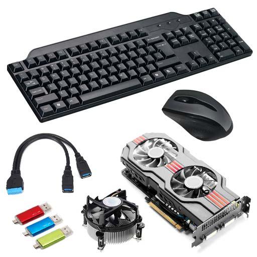 Vendita di hardware e accessori